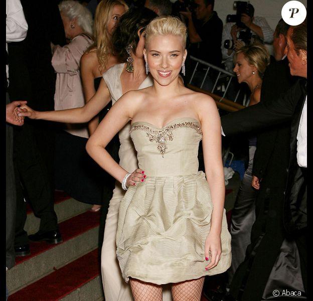 Scarlett Johnasson a tourné une scène d'amour saphique hot pour Woody Allen