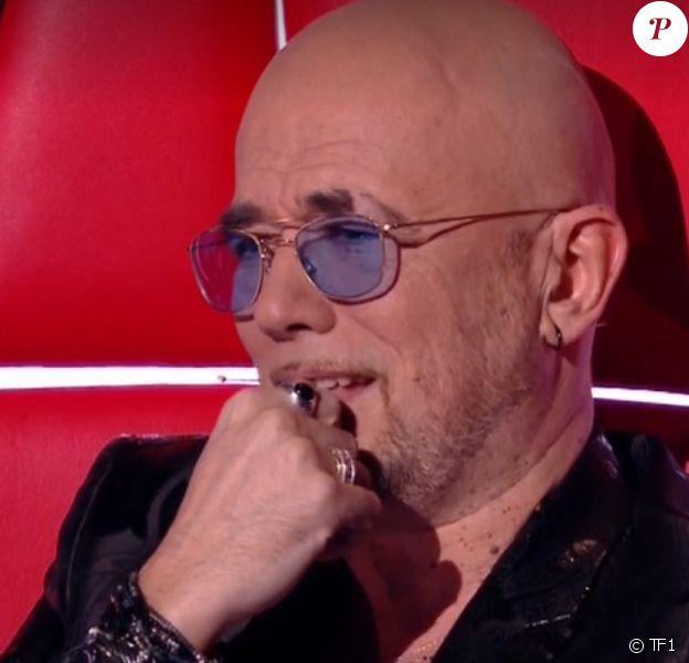 Pascal Obispo dans The Voice - samedi 21 mars 2020, TF1