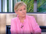 Anne-Elisabeth Lemoine toujours en plateau : un médecin la met en garde