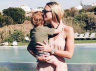"""Julie Taton, son fils de 3 ans infecté : """"Soyez vigilants !"""""""