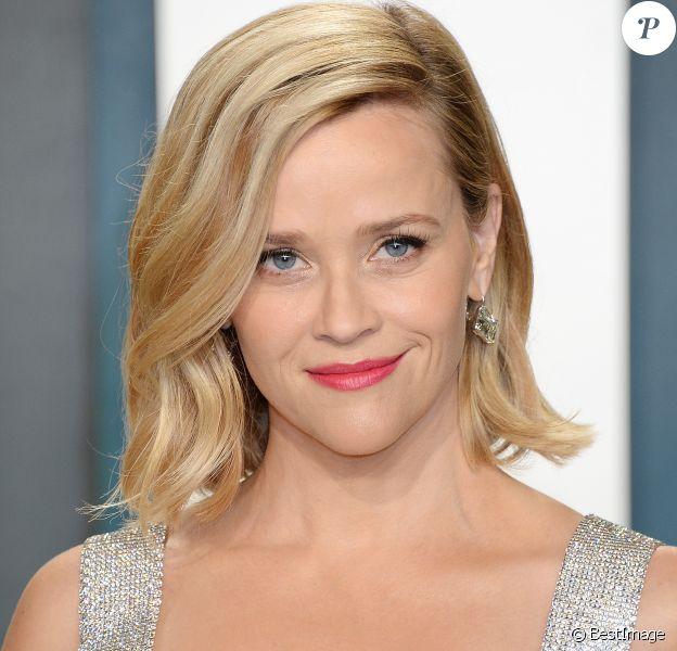 """Reese Witherspoon - People à la soirée """"Vanity Fair Oscar Party"""" après la 92ème cérémonie des Oscars 2020 au Wallis Annenberg Center for the Performing Arts à Los Angeles, le 9 février 2020."""