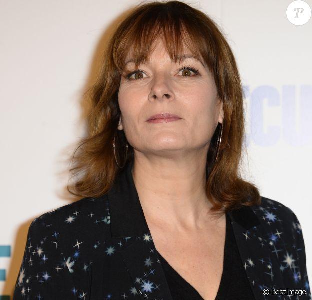 """Cécilia Hornus - Avant-première du film """"Barbecue"""" au cinéma Gaumont Opéra à Paris, le 7 avril 2014."""