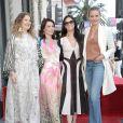 Drew Barrymore, Lucy Liu, Demi Moore, Cameron Diaz - Lucy Liu reçoit son étoile sur le Walk Of Fame dans le quartier de Hollywood à Los Angeles. Le 1er mai 2019.