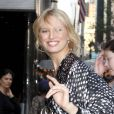 Karolina Kurkova enceinte dans les rues de New York