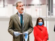 Letizia et Felipe d'Espagne en action face au coronavirus dans leur QG de crise