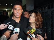 La star brésilienne Ronaldo sera bientôt à nouveau papa... et a déjà trouvé le prénom !