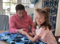 Mark Wahlberg : En confinement, sa fille lui prodigue des soins beauté