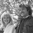 Archives - Patricl Dewaere et Miou-Miou au Festival de Cannes. Mai 1974.
