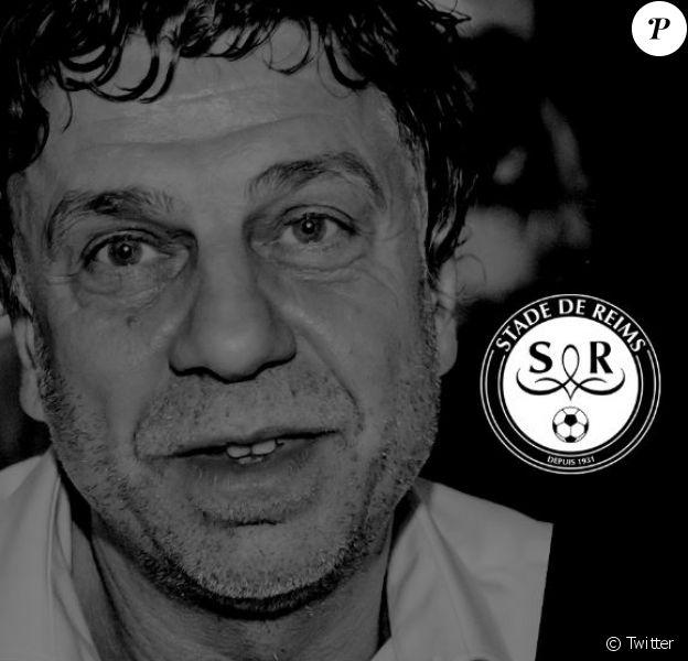 Le Stade de Reims a rendu hommage au docteur Bernard Gonzalez le 5 avril 2020, après son suicide. Il était atteint du Covid-19.