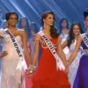 Assistez au sacre de Stefania Rodriguez... la nouvelle Miss Univers 2009 ! Regardez !
