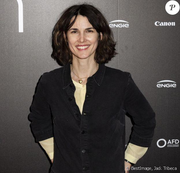 """Eglantine Emeyé - Avant-première du film """"Women"""" à l'UGC Normandie à Paris le 3 mars 2020. © Jack Tribeca/Bestimage"""