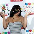 Kylie Jenner à l'inauguration de la Sugar Factory American Brasserie à Las Vegas, le 22 avril 2017