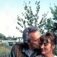 Le film Sur la route de Madison, de et avec Clint Eastwood, avec également Meryl Streep (1995)