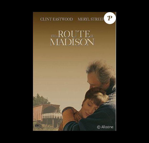 """Affiche du film """"Sur la route de Madison"""", 1995."""