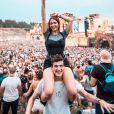 Marie Lopez et son chéri Henri le 18 mars 2020 sur Instagram.