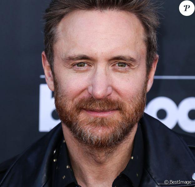 "David Guetta - People à la soirée des ""Billboard Music Awards 2019"" au MGM Grand Garden Arena à Las Vegas. Le 1er mai 2019"