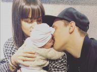 Alizée maman : Moment de bonheur avec son bébé Maggy