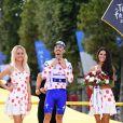 Julian Alaphilippe (meilleur grimpeur) - Arrivée de la 21ème et dernière étape (Houilles - Paris Champs-Elysées) de la 105ème édition du Tour de France sur les Champs-Elysées à Paris le 29 juillet 2018. Pierre Perusseau/Bestimage