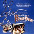 L'affiche de  Qui veut la peau de Roger Rabbit  !