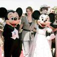 """Anne Hathaway à la première du film """"Princesse malgré elle 2"""" à Anaheim, en Californie, en 2004."""