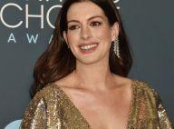"""Anne Hathaway fait revivre """"Princesse malgré elle"""" : son #pillowchallenge réussi"""