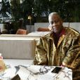 Andre Leon Talley à New York, le 12 février 2020.