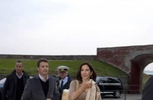 La princesse Mary de Danemark et son époux Frederik ont passé avec Jude Law une soirée... dramatique !