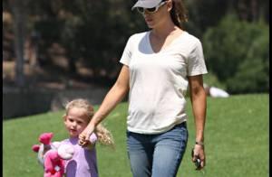 Jennifer Garner a enfin retrouvé sa silhouette... et c'est grâce à sa fille Violet !