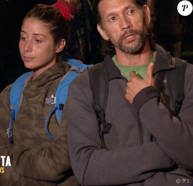 "Charlotte et Teheiura - ""Koh-Lanta 2020"", le 1er mai 2020 sur TF1."