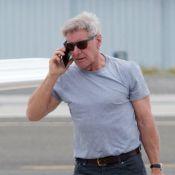 Harrison Ford : Aux commandes de son avion, il se fait une nouvelle frayeur