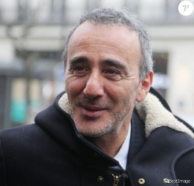 """Elie Semoun arrive à l'avant-première du film """"Ducobu 3"""" au cinéma Le Grand Rex à Paris, France, le 26 janvier 2020. © Panoramic/Bestimage"""