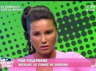 Secret Story 3 :  TF1 se refuse à évoquer la violente rupture de Sabrina et son petit-ami lors du dernier prime ! Regardez la séquence...