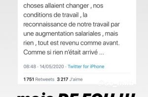 """Inès (Koh Lanta) """"écoeurée"""" : Nouveau coup de gueule contre Emmanuel Macron"""