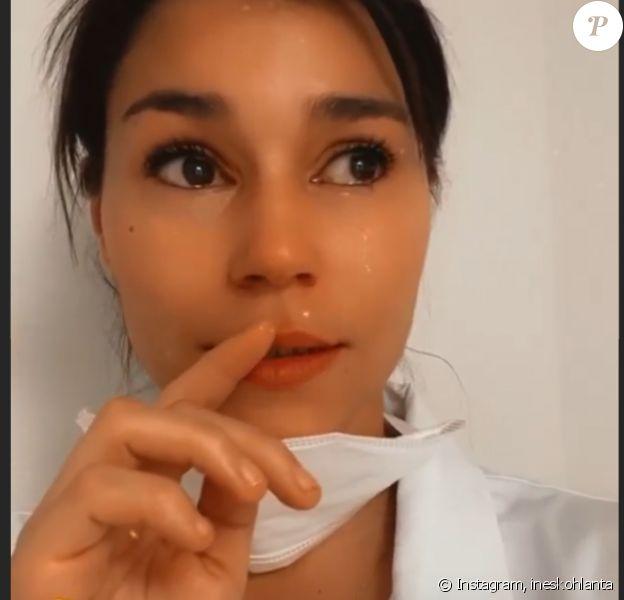 Inès (Koh-Lanta) s'exprime une nouvelle fois sur les vives critiques qu'elle a reçu - Instagram, 25 avril 2020
