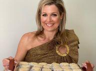 Maxima des Pays-Bas : La reine se la joue Cyril Lignac pour son anniversaire