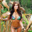 La ravissante Sarita Stella pour une marque de lingerie australienne...