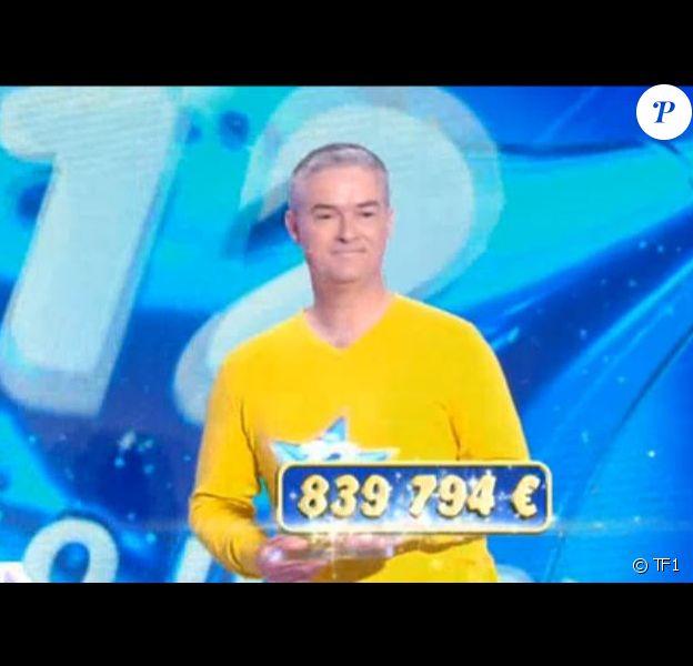 """Eric dans """"Les 12 Coups de midi"""", le 19 mai 2020, sur TF1"""