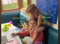 """Kristen Bell : Sa fille Delta (5 ans et demi) """"porte toujours des couches"""""""