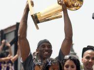 Kobe Bryant : Une bague de champion lui appartenant vendue à prix d'or