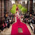 Mariage de Kate Middleton et du prince William à Londres. Le 29 avril 2011