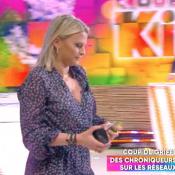 Kelly Vedovelli recadrée par Cyril Hanouna : elle quitte le plateau en direct !