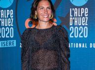 """Alessandra Sublet maladroite et """"prise en flagrant délit"""" par son ex-mari"""