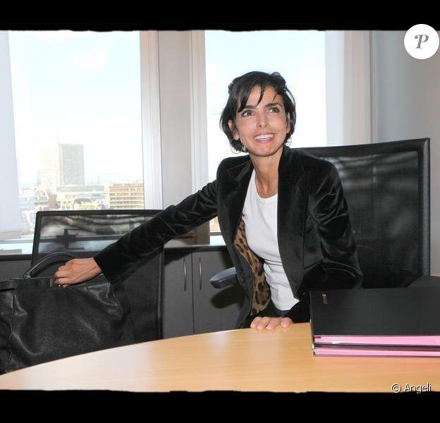 Rachida Dati en grande forme pour son grand retour dans les affaires !