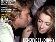 Catherine Deneuve et Johnny Hallyday : Leur coup de foudre dans les années 60