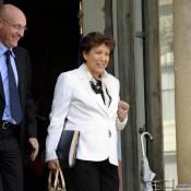 Roselyne Bachelot : ses fameuses croc's roses... vendues 699 euros ! C'est tout ?