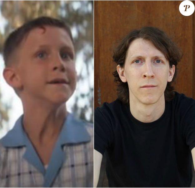 Michael Conner Humphreys (à 8 ans en 1993/à 34 ans en 2019) jouait le rôle de Forrest Gump enfant dans le film culte avec Tom Hanks. Devenu grand, il s'est engagé dans l'armée mais n'a rien oublié de son quart d'heure de gloire. Photo Instagram juin 2019.