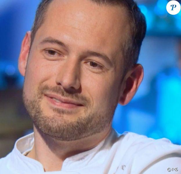 """David Gallienne - Demi-finale de """"Top Chef 2020"""", le 10 juin 2020 sur M6."""