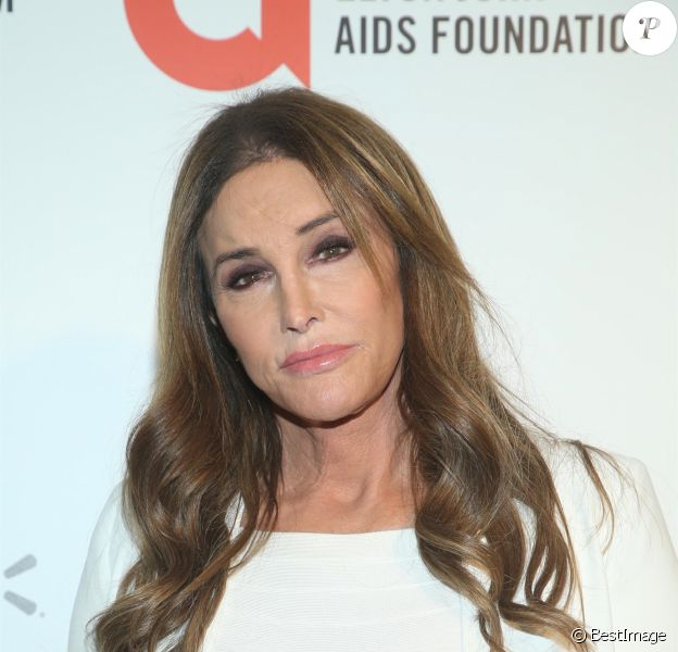 """Caitlyn Jenner - People à la 28ème soirée annuelle """"Elton John Academy Awards Viewing Party"""" après la cérémonie des Oscars à West Hollywood, Los Angeles, le 9 février 2020."""