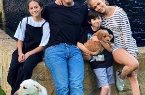 Jennifer Lopez : Maman comblée, elle offre un chiot à son fils