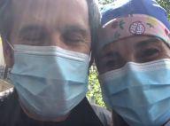 Guillaume Canet : Manifestation avec les soignants et une arrestation polémique